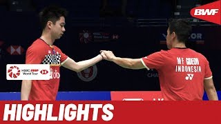 VICTOR China Open 2019 | Quartefinals MD Highlights | BWF 2019