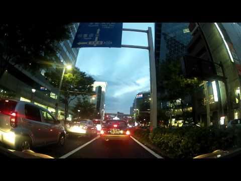 Night City Japan Drive!