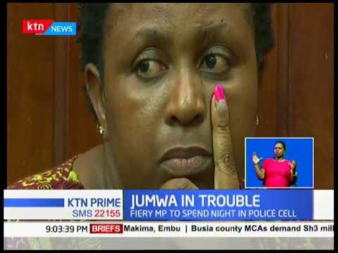 Aisha Jumwa involved in gun drama in Kilifi