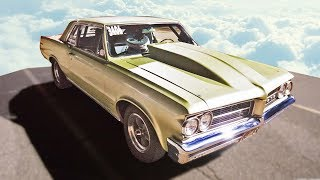 Racing from HEAVEN in his '64 GTO!