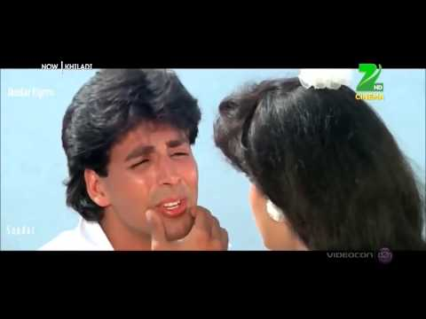 Wada Raha Sanam Jhankar HD   Khiladi 1992, frm Saadat
