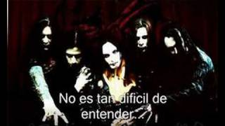 Cradle Of Filth - No Time To Cry