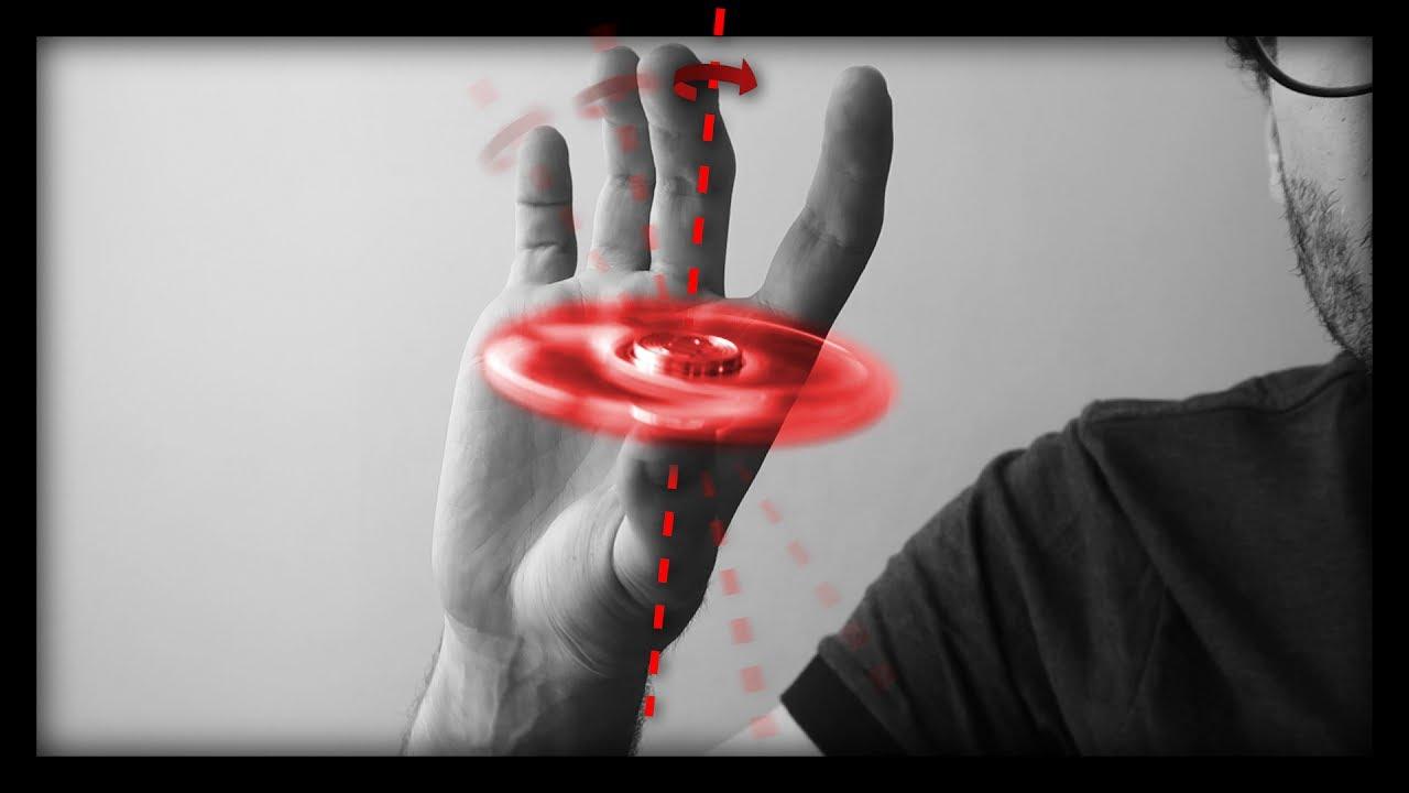 La Física del Spinner