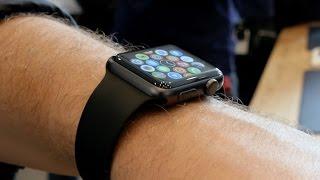 Apple Watch   первый взгляд
