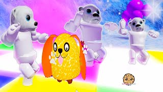 My First Candy Pet ! Gummy Bear Candy Hunt Roblox Game Video