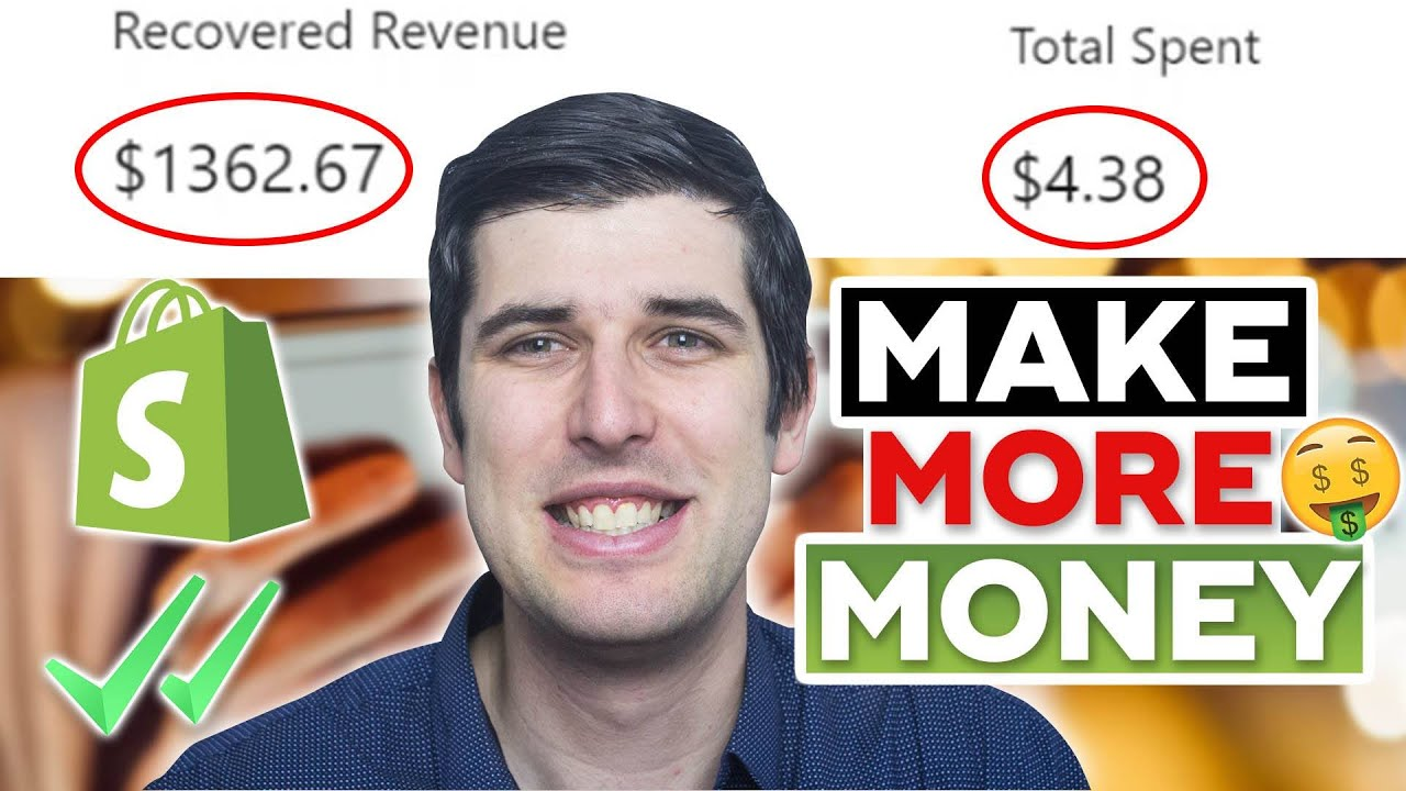 How I Made $1364 with $4 In 7 days | Shopify Dropshipping 2019 | #1 Shopify App