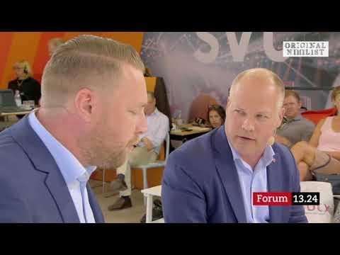 Morgan Johansson (S) vs. Mattias Karlsson (SD) - Rättspolitik, trygghet och kriminaliteten i Sverige