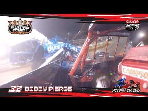 #32 Bobby Pierce - Super Late Model - 4-21-18 Hagerstown Speedway