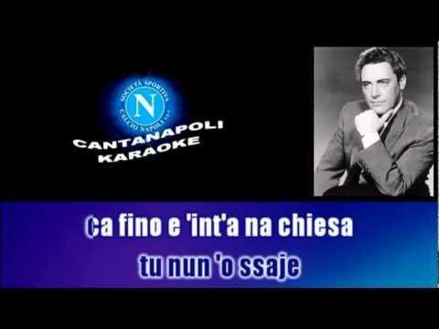 Mario del Monaco   Core 'Ngrato   Karaoke