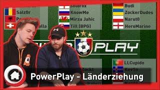 PowerPlay - Länderziehung