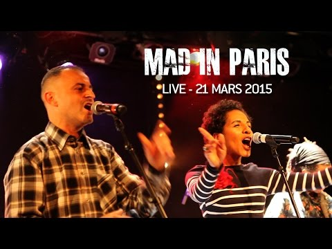 Un Peu de Groove - Mad In Paris LIVE - 21/03/2015