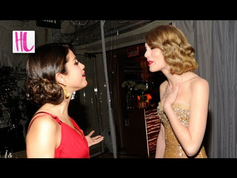 Selena Gomez And Taylor Swift Laugh At Justin Bieber