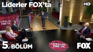 Liderler FOX'ta 5. Bölüm | Doğu Perinçek