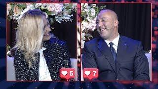 Sa mirГ« e njohin njeri tjetrin Ramush Haradinaj dhe Anita