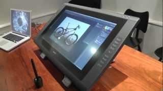 Wacom Cintiq 22HD hands-on | Engadget