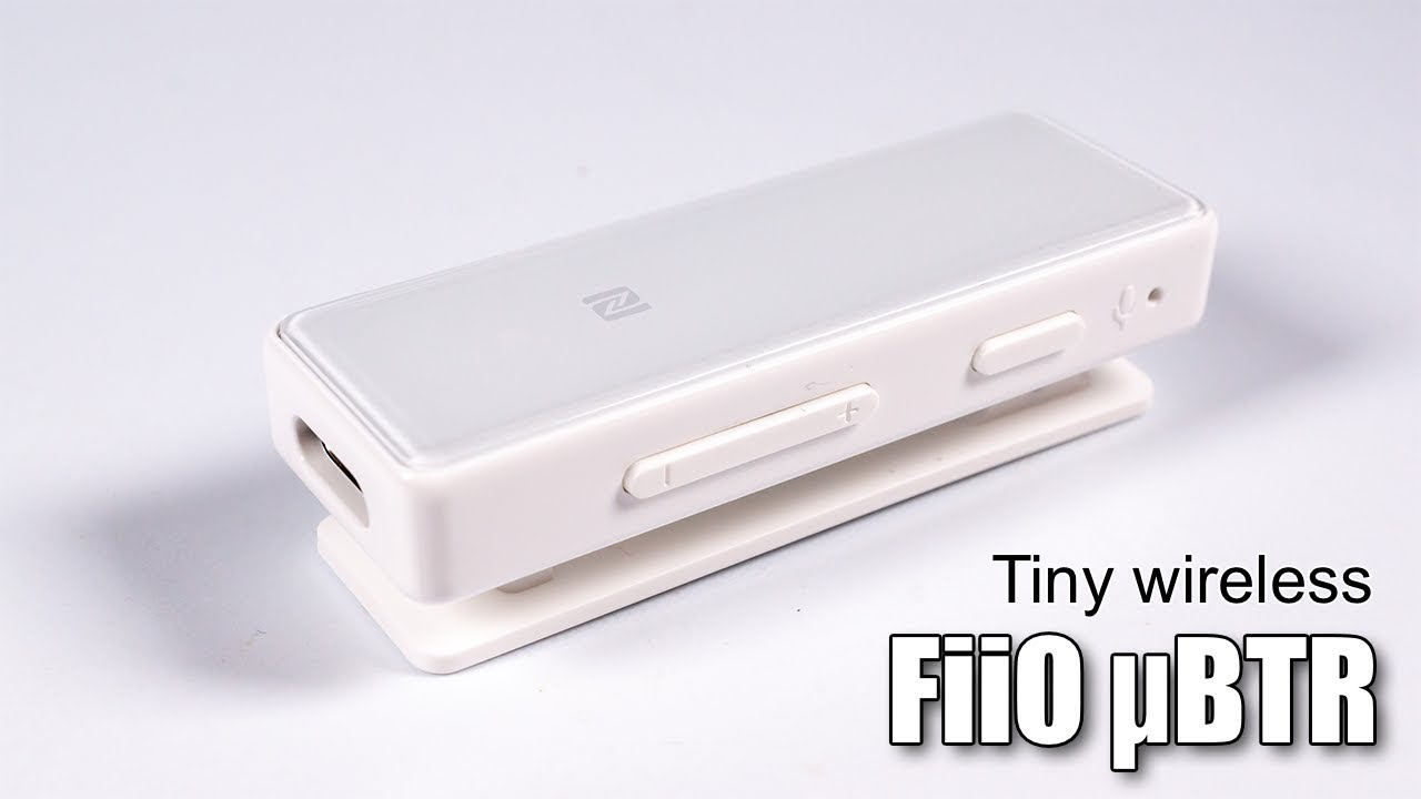 FiiO µBTR review