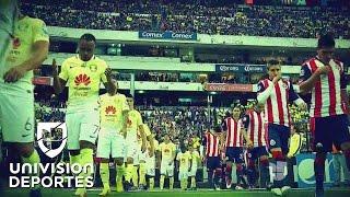 Lo que sucedió en el Estadio Azteca en el Clásico entre América y Chivas