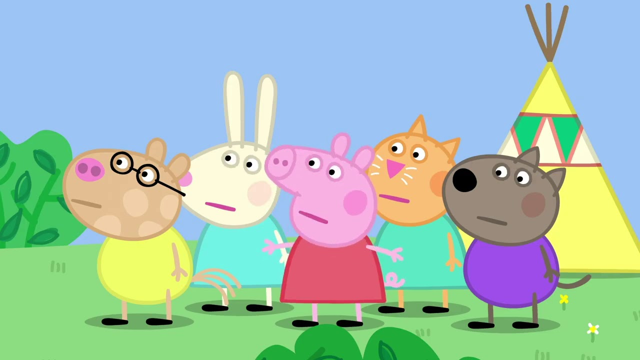 Свинка Пеппа на русском все серии подряд | Свистим | Мультики