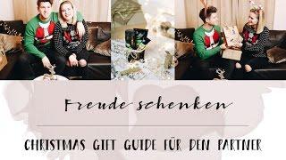 Freude schenken - Christmas Gift Guide für den Partner