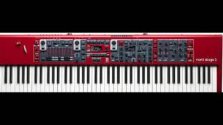 Nord Stage 3 88 88-Key Digital Stage