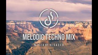 Dj Sa3ed - Melodic Deep Techno 2020 Vol 2