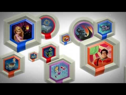 Disney Infinity: Disney Juegos España | DISNEY INFINITY: Power Discs