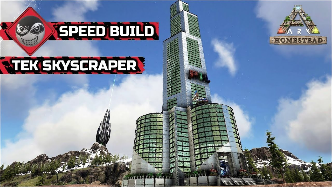 ARK: Survival Evolved - The 10 Best Base Builds / Designs for PvE