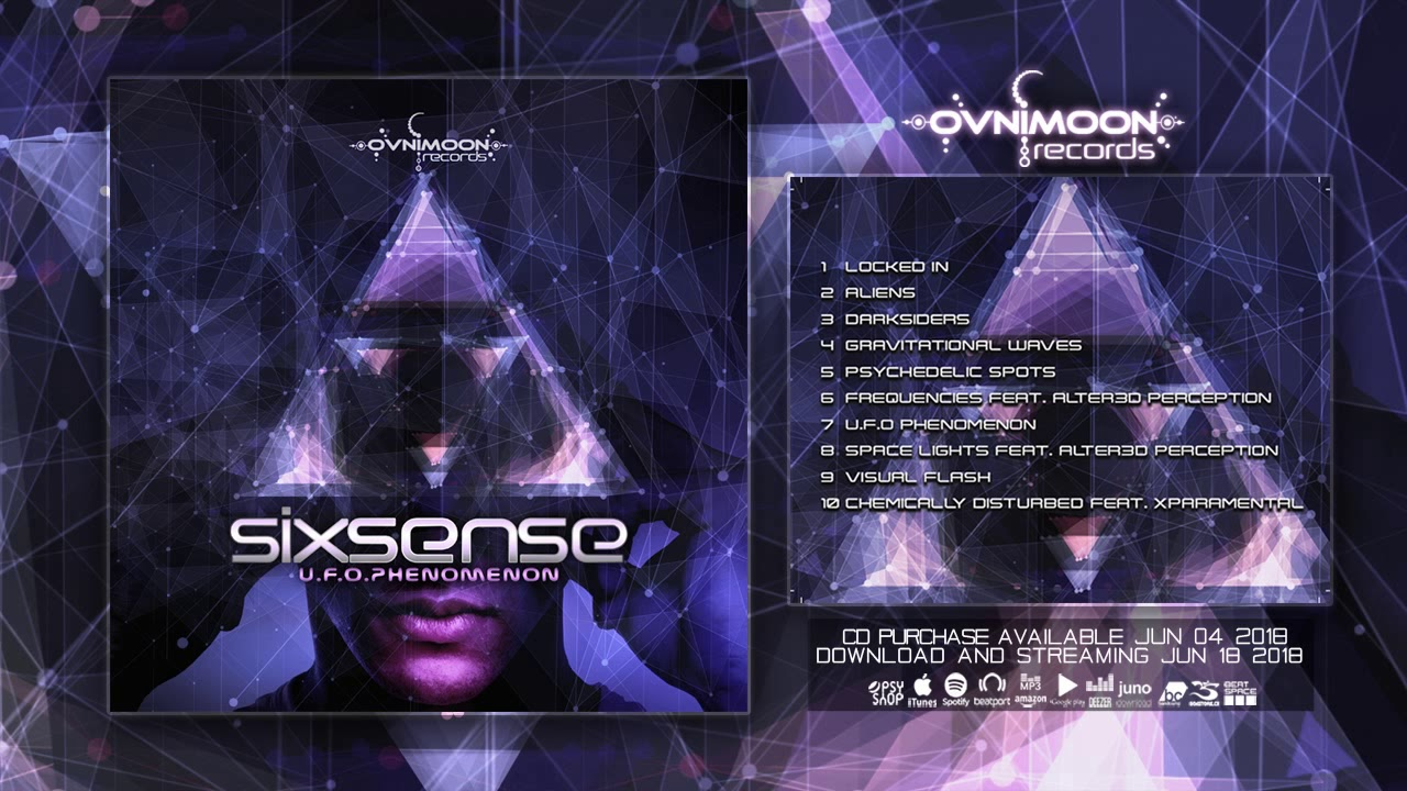 Sixsense - Darksiders #1