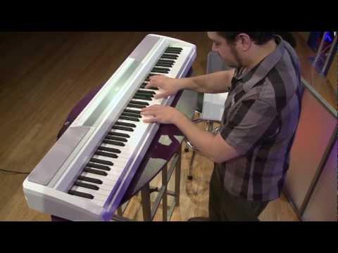 Korg SP-170 Digital Piano Demo | Full Compass