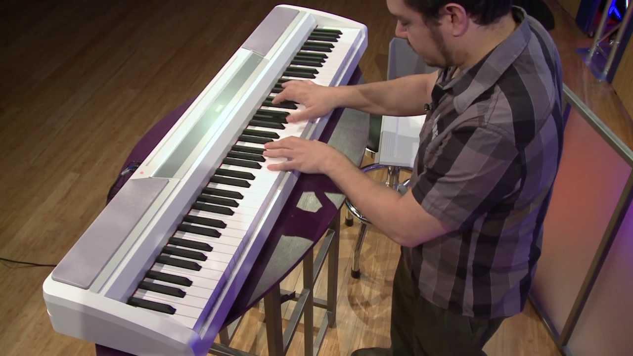 Korg SP-170 Digital Piano Demo | Full Compass - YouTube