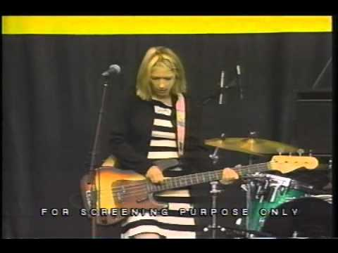 BULL & THE HEATHER+ JAMES IHA INTERVIEW (live 96) - Sonic Youth