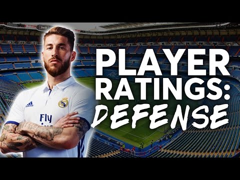 Real Madrid Players Performance 2016-2017 | GK and DEFENDERS | REAL NEWS