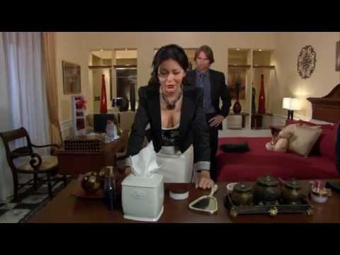"Sebastian Rulli y Angelique Boyer en ""Teresa"" - capitulo 69"
