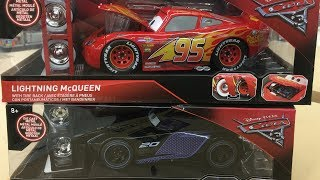 Disney Cars 3 - Jada 1:24 scale ISM at TARGET and WALMART - Tire Rack Whitewalls
