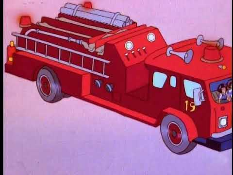 """A Bunch Of Munsch 6 - """"The Fire Station; Angela's Airplane"""""""