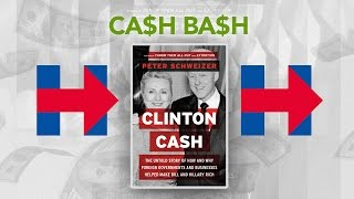 "Will ""Clinton Cash"" Consume Hillary's Campaign?"