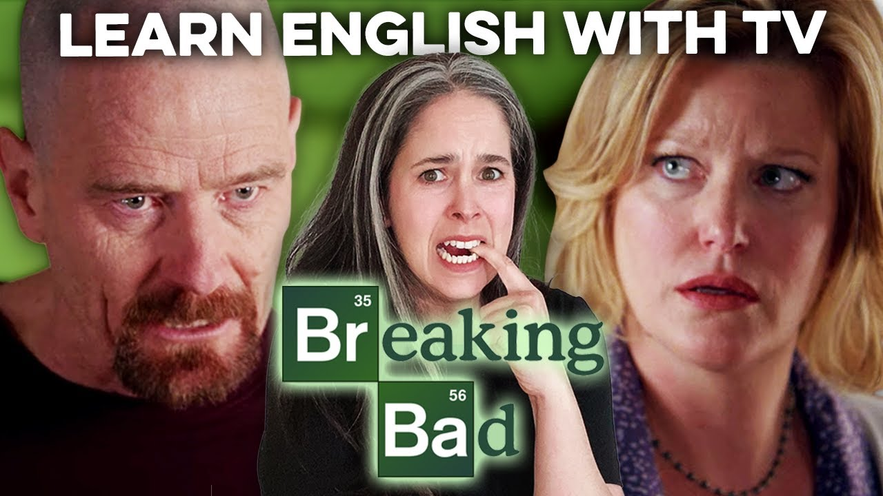 Learn American English with Breaking Bad | Practice English Pronunciation with TV