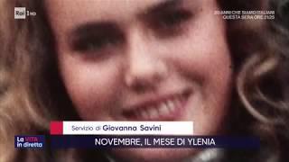 Ylenia Carrisi, triste compleanno - La vita in diretta 29/11/2019