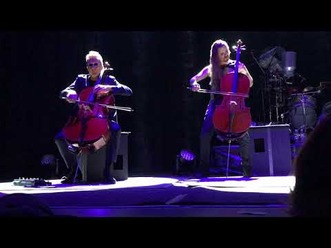 Apocalyptica - Fade to Black ( Live in Boston 9-12-17)