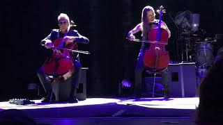 Apocalyptica - Fade to Black ( Live in Boston 9-12-17)