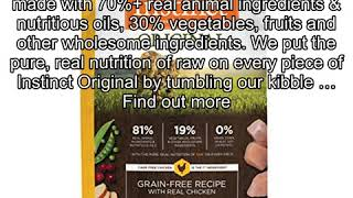 Instinct Original Grain Free Recipe with Real Chicken Natural Dry Cat Food by Nature's Variety, 11