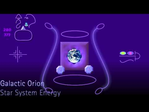 (Version 2.0) Galactic Orion Star System Energy - acupuncture meridian energy balancing