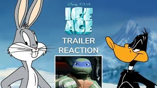Ice Age Mashup 2020 Trailer Reaction  Bugs Bunny And Daffy Duck