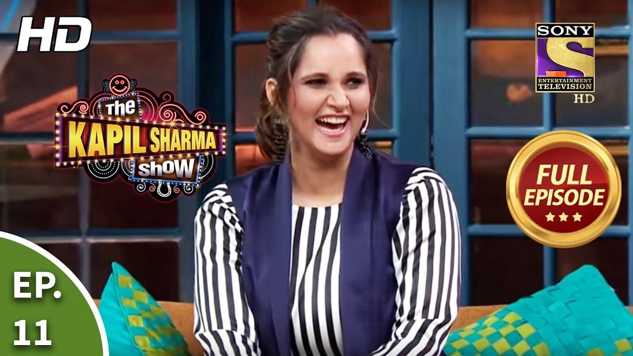 Download The Kapil Sharma Show Season 2-दी कपिल शर्मा शो सीज़न 2-Ep 11-Tennis Champ Sania Mirza-2nd Feb, 2019