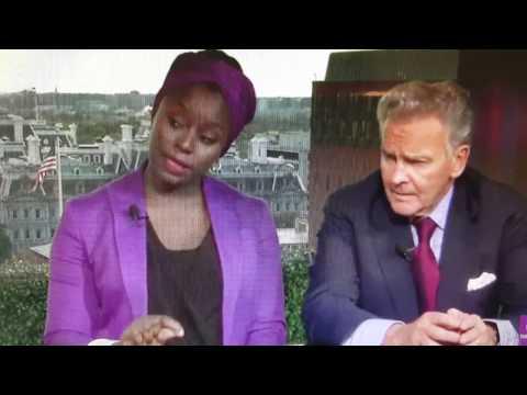 Chimamanda Ngozi Adichie SLAMS R. Emmett Tyrell Jr. The American Spectator...