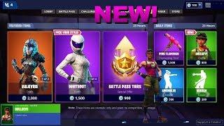 Fortnite Item Shop [November 6th] NEW! BULLSEYE SKIN!