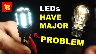 Here's Why You NEVER INSTALL LEDs IN YOUR CAR OR TRUCK!!