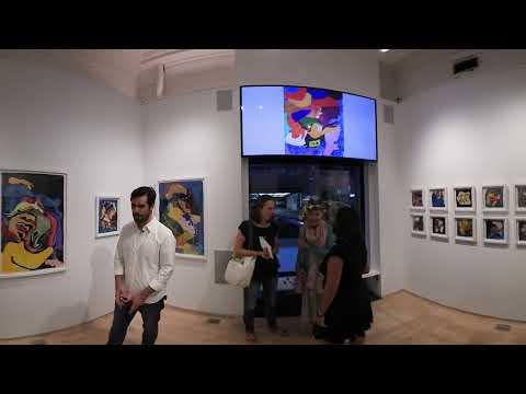 Jon Naz Art Gallery 360