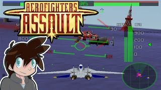 Aero Fighters Assault Review - FreeXax