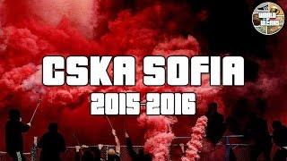 CSKA Sofia (Sector G) - Season Review 2015/2016